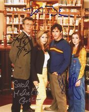 BUFFY THE VAMPIRE SLAYER CAST AUTOGRAPHED SIGNED A4 PP POSTER PHOTO 4