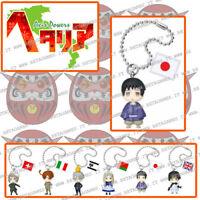HETALIA AXIS POWERS MASCOT FIGURE 3 CHIBI JAPAN