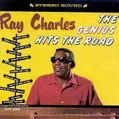 Ray Charles - Genius Hits the Road (CD Album 2002) FREEPOST