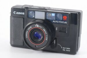 Canon AF35M Autoboy Point & Shoot Film Camera 38mm F2.8