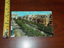 Postcard Old Vintage Paris Et Ses Merveilles France