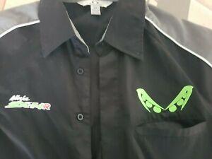 Kawasaki Ninja ZX 14R Dress Shirt WSBk's