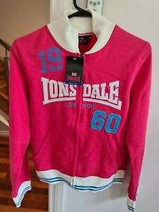 Vintage look Lonsdale jacket. New With Tags.
