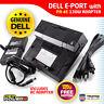 Dell E-Port Docking Station Replicator E4200 E4210 E4300 E4310 +PA-4E AC Adapter