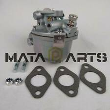 2 Bolts Carburetor Carb Replace Fits for Ford Tractor 2N 8N 9N Engine 8N9510C-HD