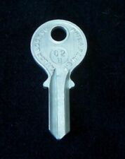62U SIMCA KEY BLANK Door Trunk 1960-1964 Aronde Ariane, Citroen GAS CAP 1955-75