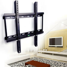 "UK LED LCD Plasma Flat Screen TV Wall Bracket Mount 26 28 32 40 42 48 50 55""Inch"