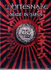 Whitesnake Made In Japan Dvd (2 disc set) Sigillato Sealed New