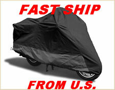 Kawasaki Concours NEW ALL BLAK Motorcycle Cover CC- X 2