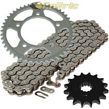 Drive Chain & Sprocket Kit Fits KAWASAKI KZ400 1974-1980