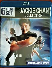 The Jackie Chan Collection: Six Film Set Blu-ray OUT OF PRINT