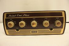 LEAK POINT ONE PLUS PRE AMP AMPLIFIER UNTESTED