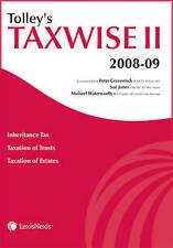 Tolley's Taxwise II by Jones, Sue, Waterworth, Michael