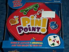Pin Point - Blue Orange Games Board Game New! Kids & Childrens Game Pinpoint
