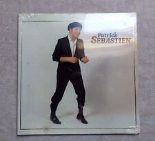 """DISQUE VINYLE 33T LP/PATRICK SEBASTIEN DISQUE D'OR"""" 1984 NEUF STAGE & SCREEN"""