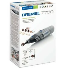Dremel 7750 Cordless Rotary Tool 4.8V, Multi Tool Kit with 10 Accessories