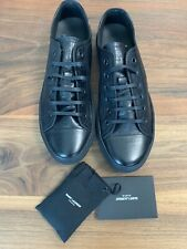 SAINT LAURENT YSL ICONIC RETRO ICON SNEAKERS TURNSCHUHE SHOES SCHUHE TRAINER 41