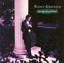 Nanci Griffith : Late Night Grand Hotel [MCA Records] CD (1991) Contemp Country