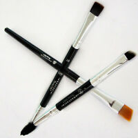 1pc Fashion Beverly Hills Eyebrow and Eyeliner Shaping Duo Makeup Brush Fashion