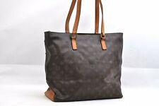 Authentic Louis Vuitton Monogram Cabas Mezzo Tote Bag M51151 LV 99730