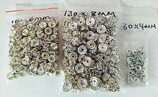 Rhinestone Rondelle Beads Spacers Shamballa Bundle DIY Craft Bracelet *clearance