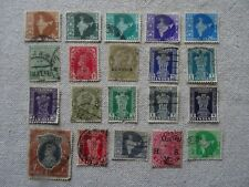 India / Indian Used Postage Stamps (Lot B)