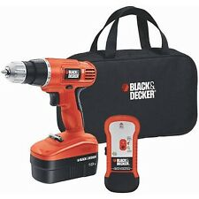 Black & Decker GCO18SFB 18-Volt NiCad 3/8-Inch Cordless Drill/Driver with... New