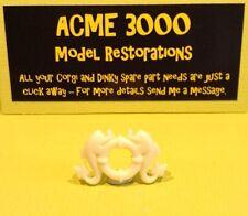 Popeye Paddle Wagon Corgi 802 Reproduction Repro Resin Rear Life Belt Motif