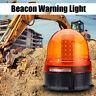 12V-24V 60 LED SMD Flashing Strobe Beacon Emergency Warning Light Car Amber