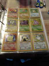 HUGE Vintage Pokemon Collection Holo' 1st ed's RARES GEM?? WOC
