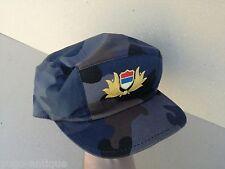 Yugoslavia Serbia Police PJP Kosovo War 1999 SUMMER Oak Leaf M96 camo combat cap