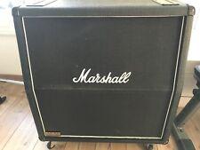 "Marshall JCM 800 1960A 4x12"" Box/Cabinet schräg SN: 30981 300 Watt"