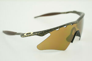 Wow! OAKLEY - M FRAME PRO Green/Bronze Iridium Heater Sunglasses