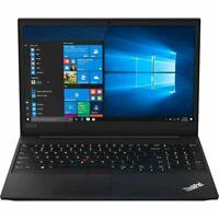 """⚡Lenovo ThinkPad E595 15.6"""" FHD🔥AMD Ryzen 5 3500U 8GB 256GB SSD Baklit✅W10P⭐WTY"""