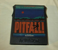 ColecoVision PITFALL! Game Activision RARE Coleco Tested Coleco vision Rare