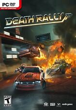 Death Rally (PC, 2012) *New,Sealed*