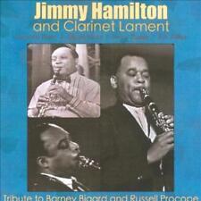 JIMMY HAMILTON/CLARINET LAMENT - TRIBUTE TO BARNEY BIGARD AND RUSSELL PROCOPE NE