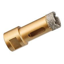 GraniFix® Ø 22 mm Diamantbohrer M14 Bohrkrone Fliesenbohrer Trockenbohrer Granit
