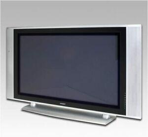 "Maxent 42"" Plasma HDTV Monitor TV"