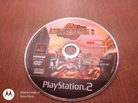 Sony PlayStation 2 PS2 Disc Only Tested Armored Core 3 Ships Fast Black Label
