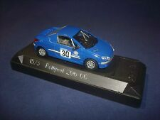 Peugeot 206 Cc racing Solido 1573 1:43