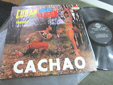 CACHAO cuban music in jam session MUSICALIA latin jazz DESCARGA cheesecake lp !!