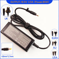 AC Power Adapter Charger for HP Pavilion TX2009AU TX2010AU Laptop