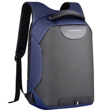 Anti-Theft Backpack Laptop School Work Bag with Lightening and Cushioning System
