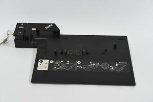 IBM Lenovo Thinkpad Advanced Mini Docking Station Port Replicator - Type 2504