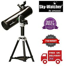 SkyWatcher Explorer-130PS F5 WiFi Go-To Parabolic Newtonian Telescope 10266 (UK)