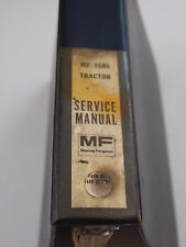 Massey-Ferguson MF 1085 Tractor Factory Workshop Service Shop Repair Manual, org