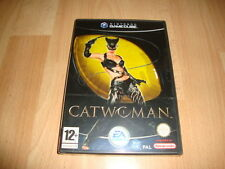 Pal version Nintendo GameCube Catwoman