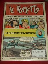 IL FUMETTO  N° 13  -  ANAF  1974  ( 2 )