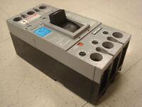 USED Siemens FXD63B225 Sentron Series Circuit Breaker 225 Amps 600VAC